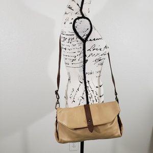 Cynthia Rowley Leather Crossbody Bag